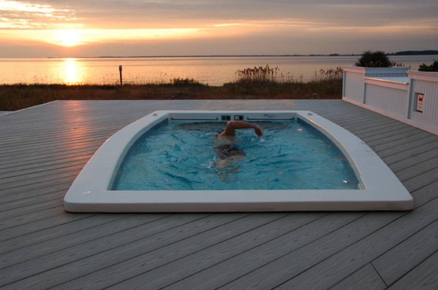 Small Swim Spa